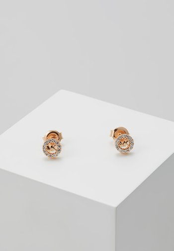PREMIUM - Earrings - roségold-coloured