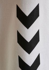 Hummel - HMLGO - Zip-up hoodie - white - 4