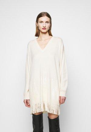 ABITO - Jumper dress - beige