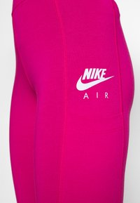 Nike Sportswear - Leggings - Trousers - fireberry/white - 5