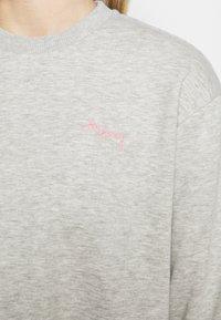 Hey Honey - CROPPED - Sweatshirt - grey - 5