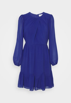 JACKIE DRESS - Shift dress - azure