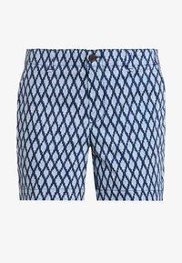 GAP - CITY - Shorts - blue geo - 4