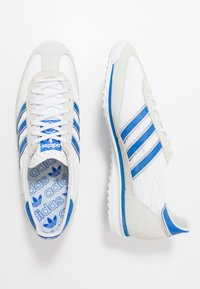 adidas Originals - Trainers - footwear white/blue/grey one - 1