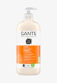 STRENGTH & SHINE SHAMPOO ORGANIC ORANGE & COCONUT  - Shampoo - -
