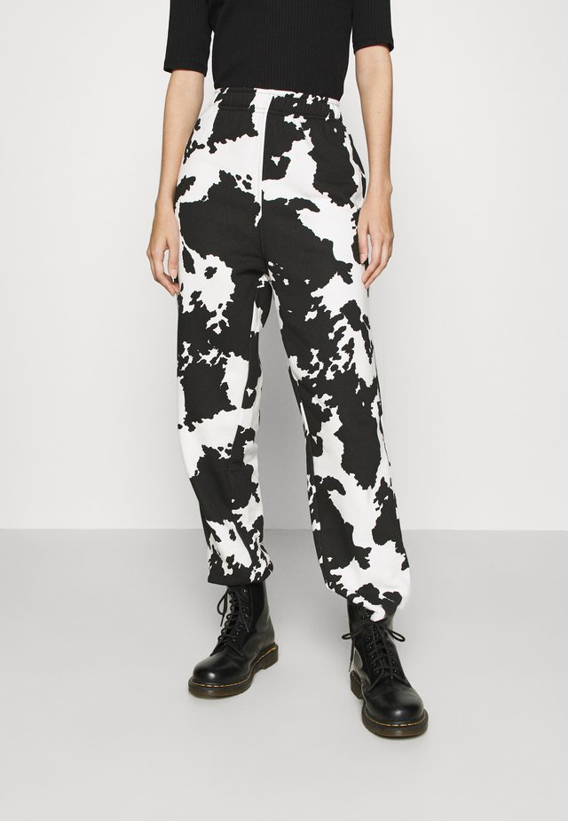 COW - Tracksuit bottoms - mono