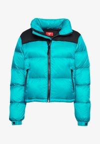 Superdry - Down jacket - tropical green - 3