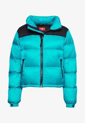 CODE - Down jacket - tropical green