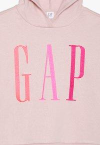 GAP - GIRL LOGO  - Hoodie - pink standard - 3