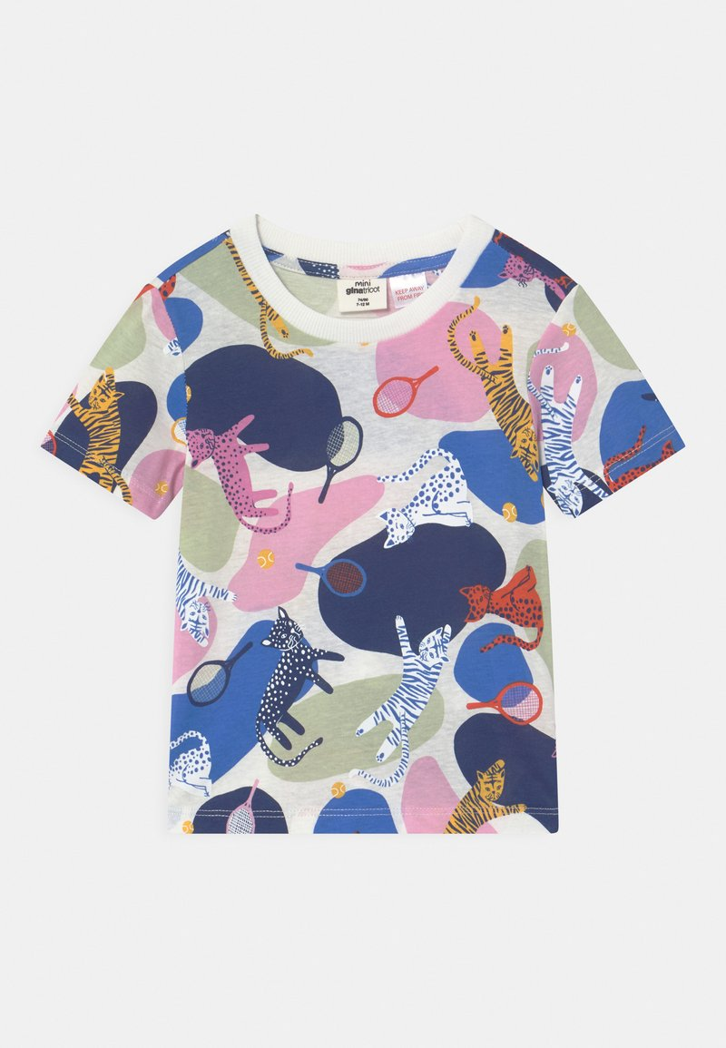 Gina Tricot Mini - MINI BABY  - Print T-shirt - multi