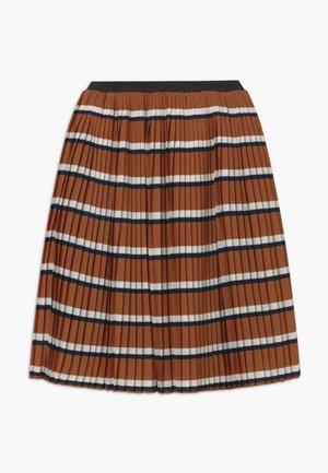 RACHEL  - A-line skirt - mocha bisque