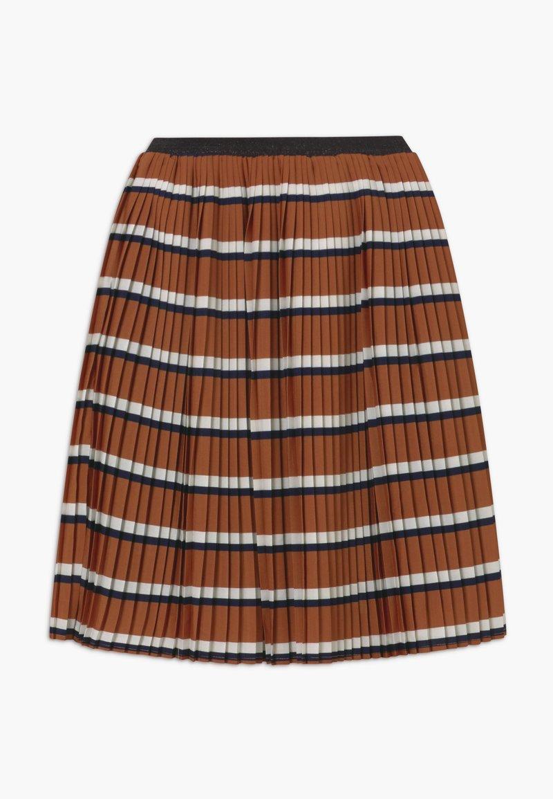 The New - RACHEL  - Áčková sukně - mocha bisque