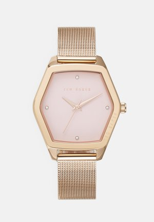 EXTER - Watch - rosegold-coloured