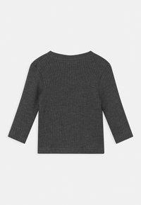 Joha - UNISEX - Cardigan - grey - 1