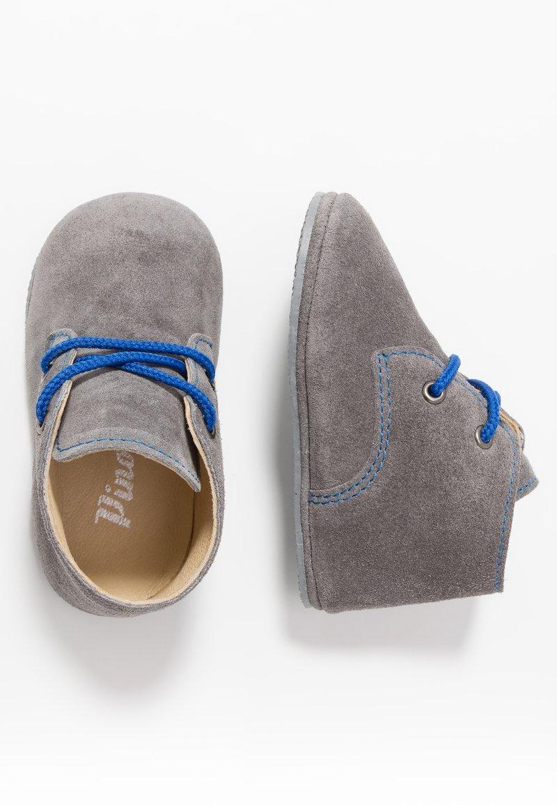 Pinocchio - Chaussons pour bébé - grey