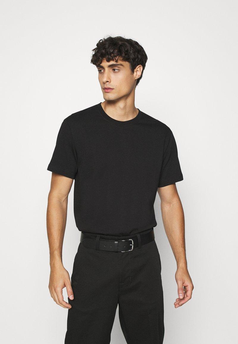 ARKET - T-paita - black dark