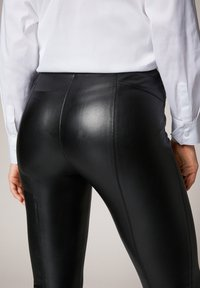 comma - Leggings - Trousers - black - 3