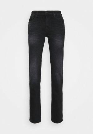 RONNIE SPECIAL EDITION STRETCH TEK ARROW - Slim fit jeans - black