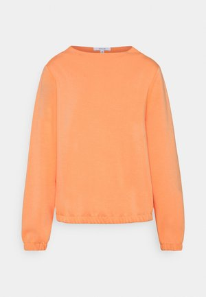 GABBI - Langarmshirt - orange peel