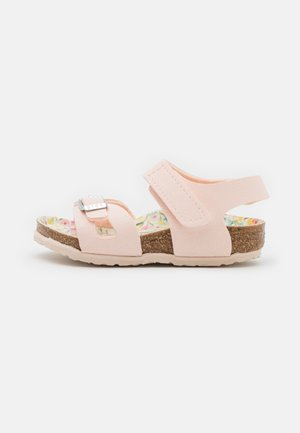 COLORADO FLOWER - Sandals - light rose