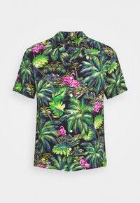Polo Ralph Lauren - PRINTED - Camisa - green/dark blue - 7