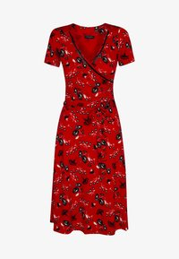 Vive Maria - RED PARADISE  - Jersey dress - rot allover - 5