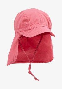 maximo - KIDS BASIC - Hat - pink - 1