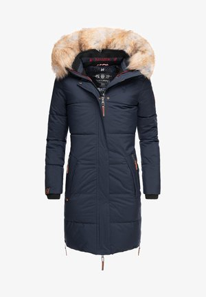 HALINA - Winter coat - blue
