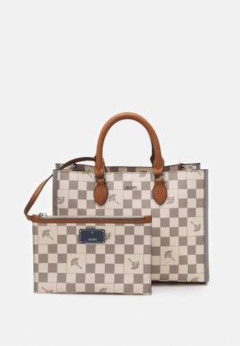 CORTINA PIAZZA AURELIA HANDBAG - Handbag - opal gray