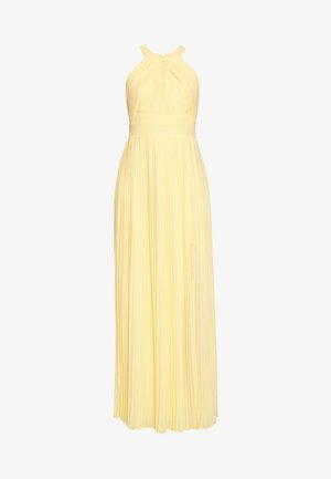 PRAUGE MAXI - Cocktailkjole - yellow