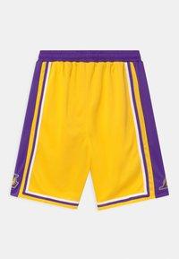Nike Performance - NBA LA LAKERS BOYS ICON SWINGMAN - Club wear - amarillo - 1