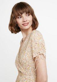 Madewell - MAGDALENA DRESS - Maxi dress - vine/bone - 4
