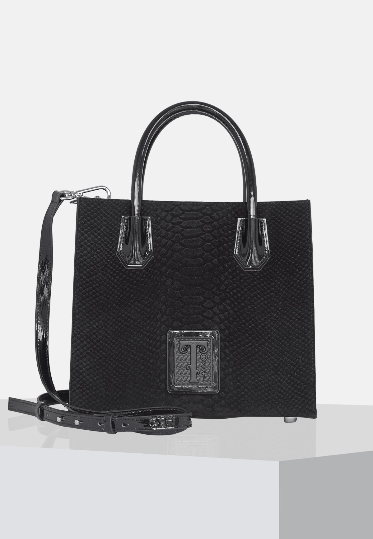Professional Best Supplier Accessories Silvio Tossi Handbag black HtQxMuFlb IE0SF6BTE