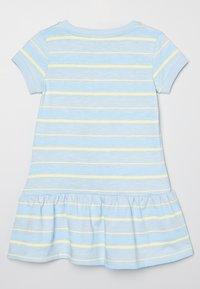 Esprit - 1/4 ARM - Jersey dress - blue lavender - 1