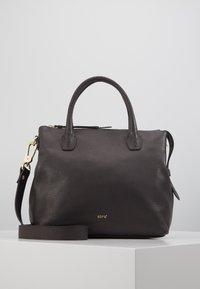 Abro - GUNDA  - Käsilaukku - dark brown - 0