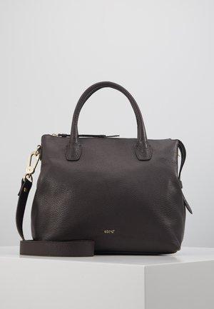 GUNDA  - Handbag - dark brown