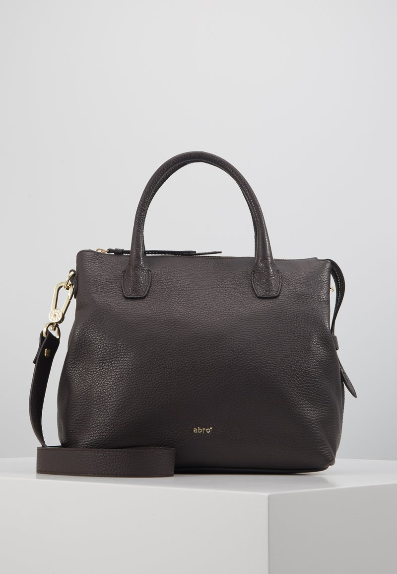 Abro - GUNDA  - Käsilaukku - dark brown