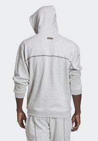 adidas Originals - HOODIE - Hoodie - grey - 1