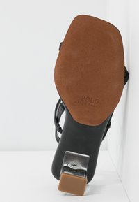 Polo Ralph Lauren - Sandály - black - 6