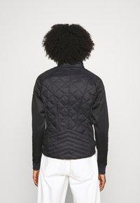 Barbour International - HALLSTATT - Summer jacket - black - 2