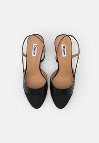 Dune London WIDE FIT - WIDE FIT CROFTS - Tacones - black - 5