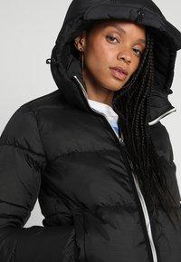 G-Star - MEEFIC SUNDU OVERSHIRT - Winter jacket - dark black - 8