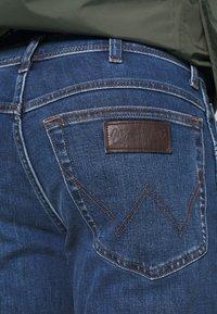 Wrangler - TEXAS - Straight leg jeans - cool wing - 4