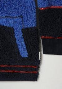Napapijri - YUPIK H - Fleece jacket - whitecap gray - 2