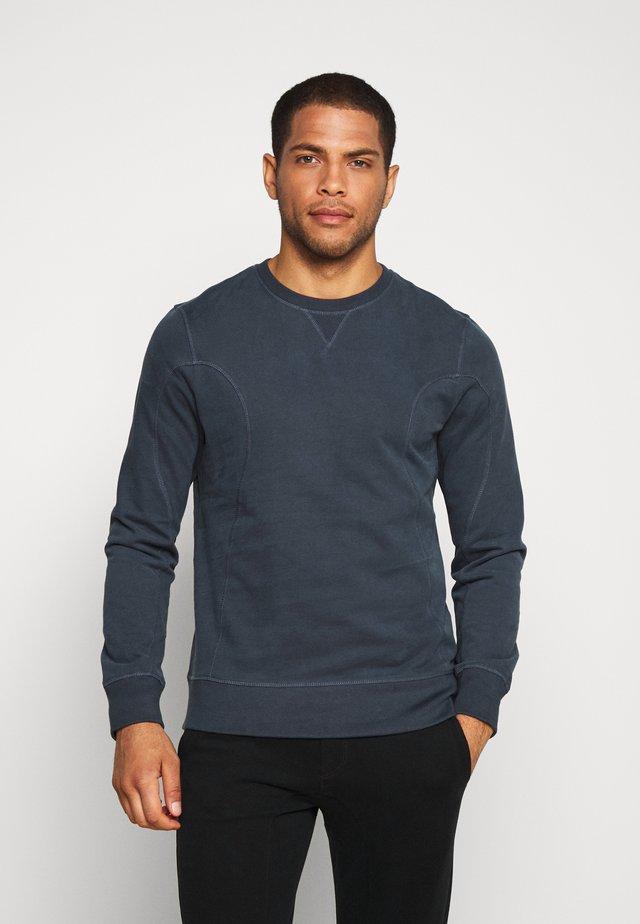 LEBLON LOUNGEWEAR - Maglia del pigiama - dark blue