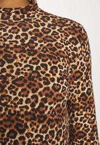 Monki - VANJA - Long sleeved top - brown - 6