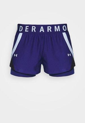 PLAY UP SHORTS - Pantaloncini sportivi - blue