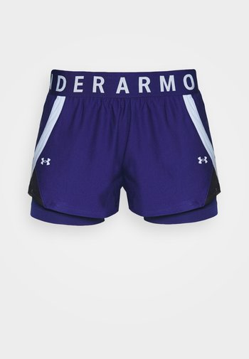 PLAY UP SHORTS - Pantalón corto de deporte - blue