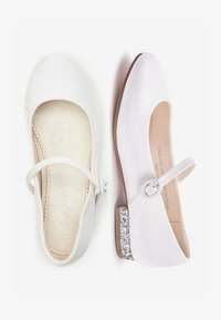 Next - WHITE HEEL MARY JANE SHOES (OLDER) - Bailarinas con hebilla - white - 1