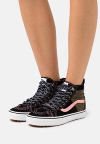 Vans - SK8 46 MTE DX - Skate shoes - paracord/canteen - 0